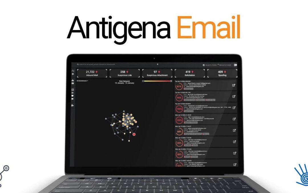 Antigena eMail Darktrace, la protección definitiva de la bandeja de entrada